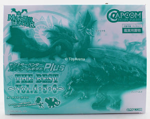 Capcom Figure Builder Monster Hunter Plus The Best Vol. 4,5,6 Trading Figures Box of 9