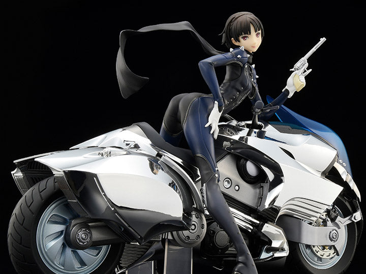 Amakuni 1/8 Persona 5 Niijima Phantom Thief Ver. With Johanna (HJ 50th Anniversary Model) Scale Statue Figure 1