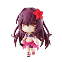 Banpresto Kyun Chara Fate/ Grand Order Assassin/ Scathach Figure