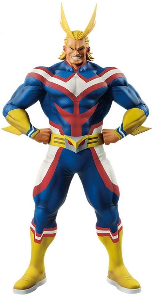 Banpresto My Hero Academia Age of Heroes All Might Figure Statue 1