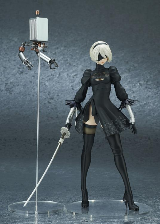 Flare 1/7 2B (YoRHa No.2 Type B) DX Ver. NieR: Automata Scale Statue Figure