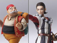 Bring Arts Dragon Quest XI Echoes of an Elusive Age Sylvando & Rab Two-Pack Square Enix Figure 1