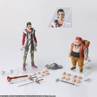 Bring Arts Dragon Quest XI Echoes of an Elusive Age Sylvando & Rab Two-Pack Square Enix Figure 4