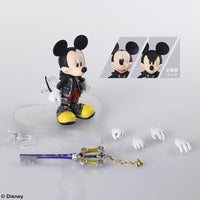Bring Arts Kingdom Heart III King Mickey Square Enix Figure