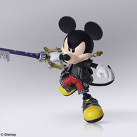 Bring Arts Kingdom Hearts III King Mickey Square Enix Figure 4
