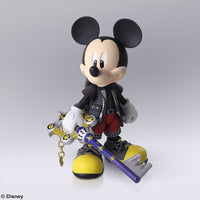 Bring Arts Kingdom Hearts III King Mickey Square Enix Figure 3