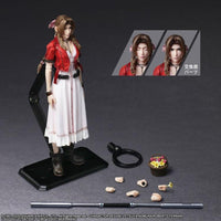 Final Fantasy VII Remake Aerith Gainsborough Play Arts Kai Action Figure