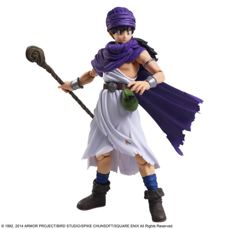 Bring Arts Dragon Quest V Shujinkou Hand of the Heavenly Bride Square Enix Action Figure 1