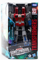 Hasbro Transformers War for Cybertron Earthrise Voyager Starscream Action Figure