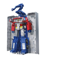 Hasbro Transformers War for Cybertron Earthrise Leader Optimus Prime Action Figure 2
