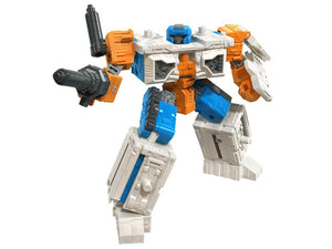 Hasbro Transformers War for Cybertron Earthrise Deluxe Airwave Action Figure 1