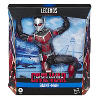 Marvel Legends Deluxe Giant man: Captain America Civil War Action Figures 1
