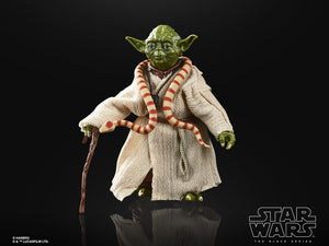Star Wars Black Series 40th Anniversary Empire Strikes Back Yoda 6 Inch Action Figure