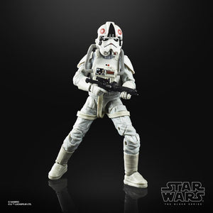 Star Wars Black Series 40th Anniversary Empire Strikes Back AT-AT Driver 6 Inch Action Figure