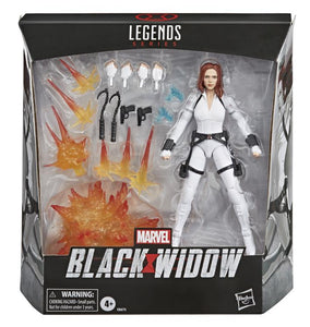 Marvel Legends Black Widow Movie Deluxe Black Widow Figure 1