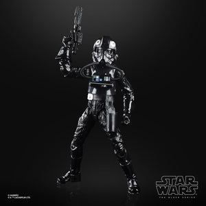 Star Wars Black Series 40th Anniversary Empire Strikes Back Imperial Tie Fighter Pilot 6 Inch Action Figure