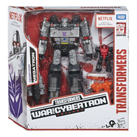 Hasbro Transformers War for Cybertron Netflix Megatron Voyager 3-Pack Action Figure