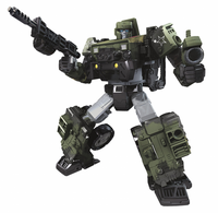 Transformers Generations Netflix War For Cybertron: Siege Deluxe Hound Action Figure Exclusive