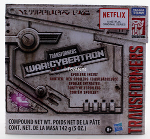 Hasbro Transformers War for Cybertron Netflix Ultra Magnus Leader Spoiler Pack Action Figure
