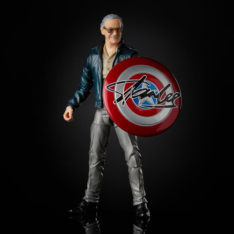 Marvel Legends 80th Anniversary Stan Lee  Action Figure 1