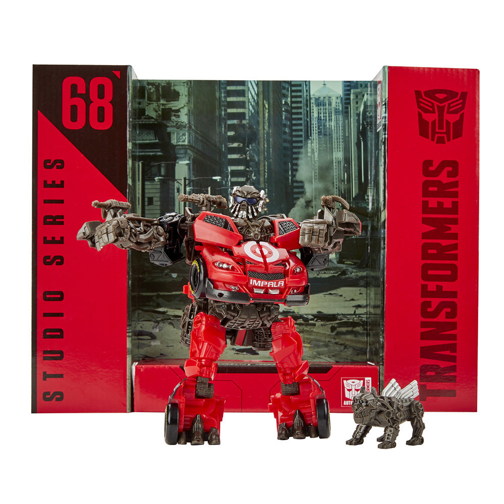 Transformers Generations Studio Series #68 Leadfoot Target Exclusive Action Figure