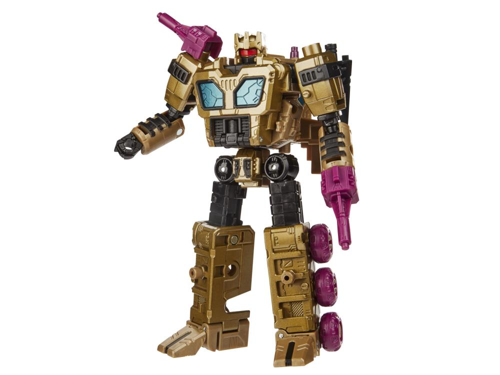 Transformers Generations Selects WFC-GS22 Deluxe Black Roritchi Action Figure