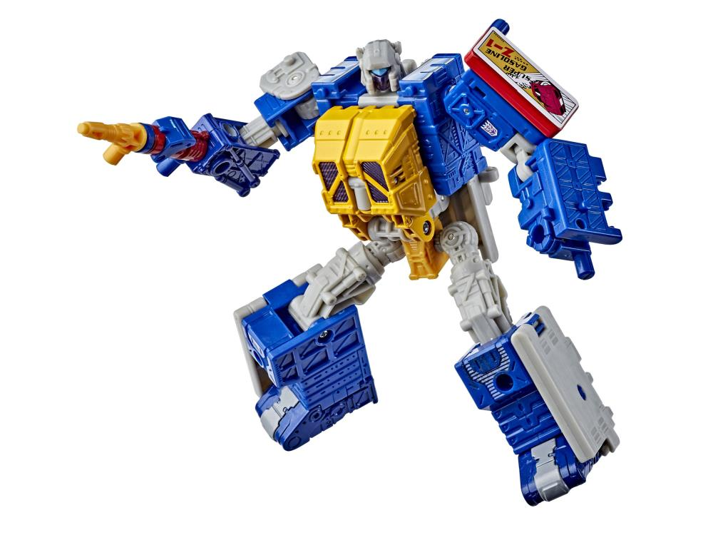 Transformers Generations Selects WFC-GS12 Deluxe Greasepit Action Figure