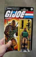 Hasbro Retro G.I. Joe Roadblock Walmart Exclusive Action Figure