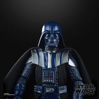 Star Wars Black Series 40th Carbonized Graphite Darth Vader Amazon Exclusive Action Figure
