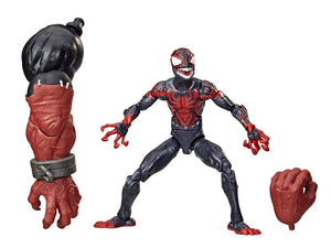 Marvel Legends Venom Wave Miles Morales (Venompool BAF)