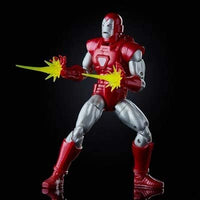 Marvel Legends Iron Man Silver Centurion Walgreens Exclusive Action Figure