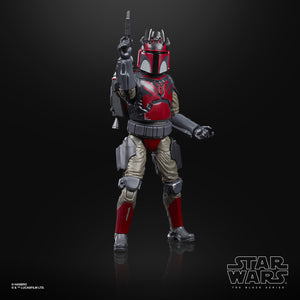 Hasbro Star Wars Black Series Clone Wars Mandalorian Super Commando Action Figure Exclusive