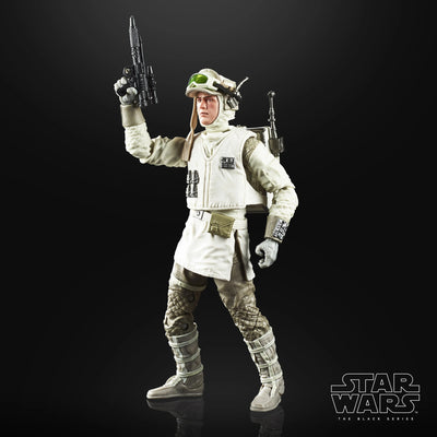 Hasbro Star Wars Black Series The Empire Strikes Back Rebel Trooper (Hoth Ver.) 6 Inch Action Figure