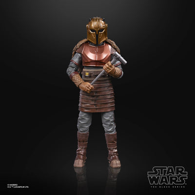 Hasbro Star Wars Black Series The Mandalorian #04 The Armorer 6 Inch Action Figure
