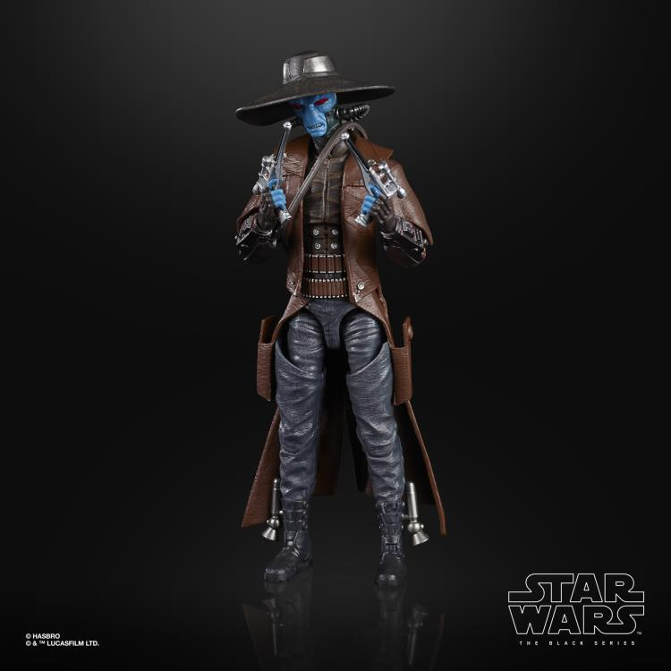 Hasbro Star Wars Black Series The Clone Wars Cad Bane Action Figure