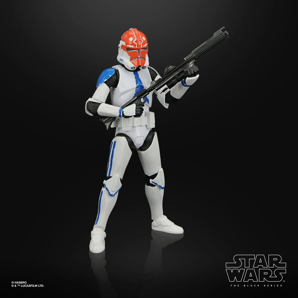 Hasbro Star Wars Black Series The Clone Wars 332nd Ahsoka's Clone Trooper Action Figure Exclusive