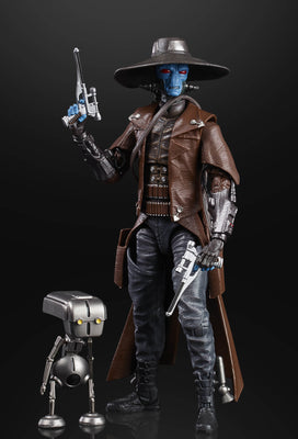 Star Wars Black Series The Clone Wars Cad Bane and Todo 360 Star Wars Celebration 2020 Exclusive 6 Inch Action Figure