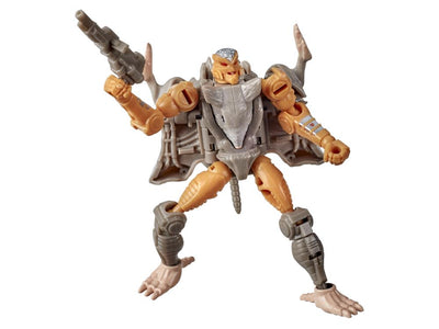 Transformers Generations War For Cybertron: Kingdom Core Rattrap Action Figure WFC-K2