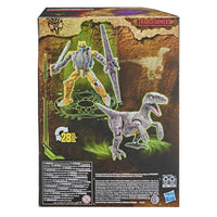 Transformers Generations War For Cybertron: Kingdom Voyager Dinobot Action Figure WFC-K18
