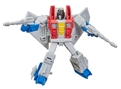 Transformers Generations War For Cybertron: Kingdom Core Starscream Action Figure WFC-K12