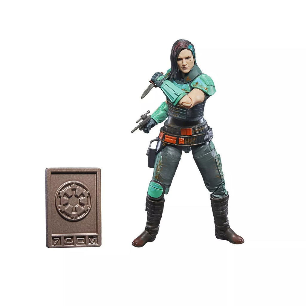 Star Wars Black Series Credit Collection Cara Dune F1184 Action Figure
