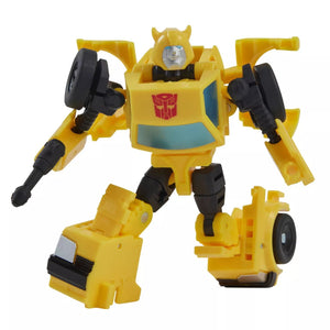 Hasbro Transformers War for Cybertron Trilogy Core Buzzworthy Bumblebee and Spike Witwicky 2 pack Action Figure