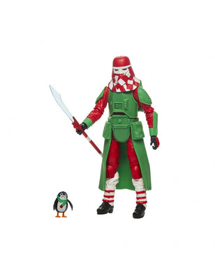 Star Wars Black Series Snowtrooper and Porg Holiday Edition 6 Inch Action Figure Exclusive F1204