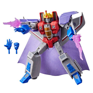 Transformers R.E.D. Robot Enhanced Design Coronation Starscream Action Figure