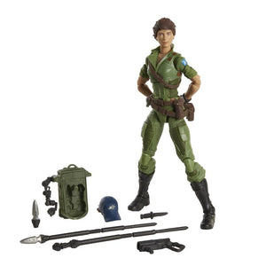 Hasbro G.I. Joe Classified Series Jaye Action Figure