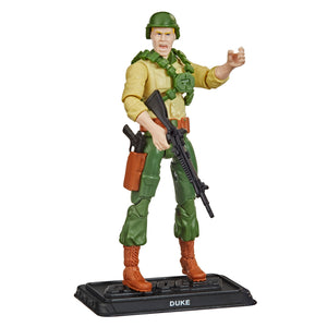 Hasbro Retro G.I. Joe Duke Walmart Exclusive Action Figure