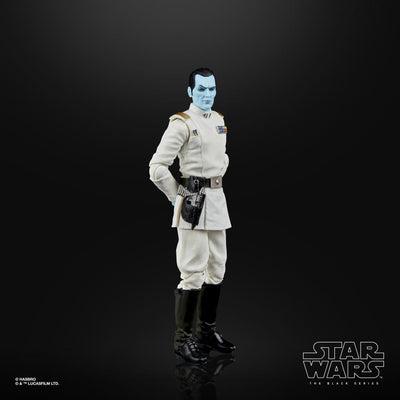 Star Wars Black Series Archive Collection Grand Admiral Thrawn 6 Inch Action Figure