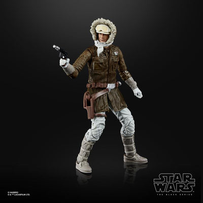Star Wars Black Series Archive Collection Han Solo (Hoth Gear) 6 Inch Action Figure