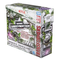 Hasbro Transformers War for Cybertron Netflix Megatron and Paleotrex Leader Spoiler Pack Action Figure