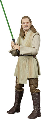 Star Wars The Black Series Lucasfilm 50th Anniversary Episode I Qui-Gon Jinn 6 Inch Action Figure